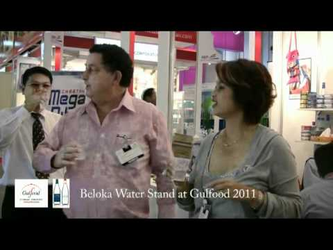 Beloka Water PB Fishery Stands at Gulfood