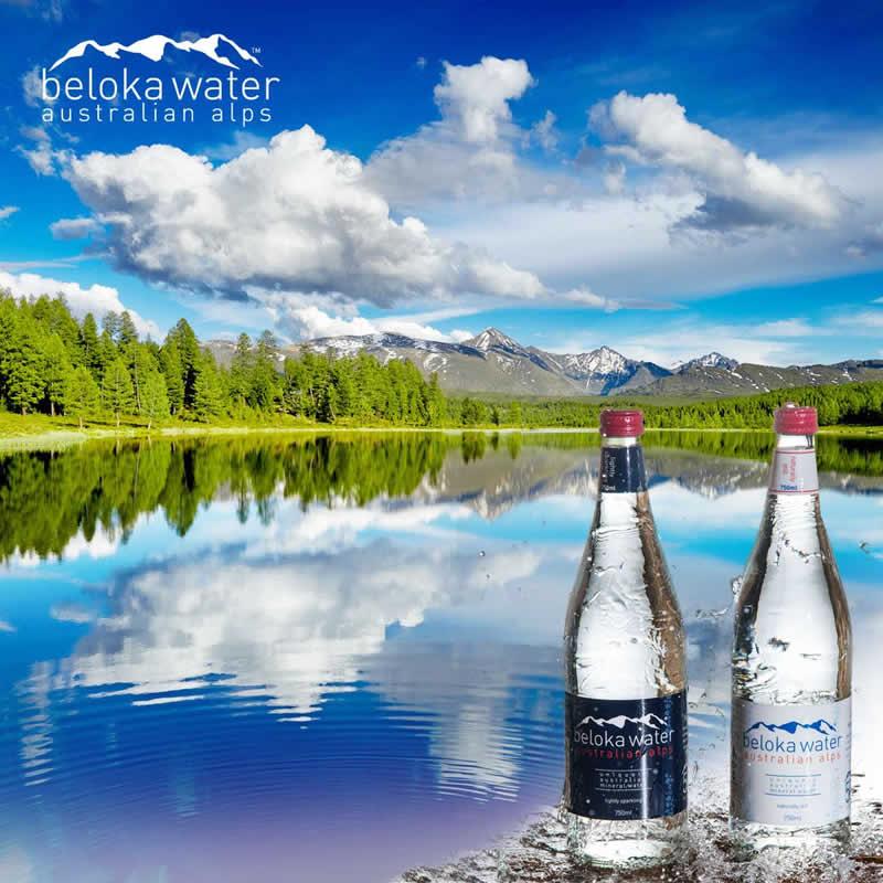 beloka water australian alps mineral water