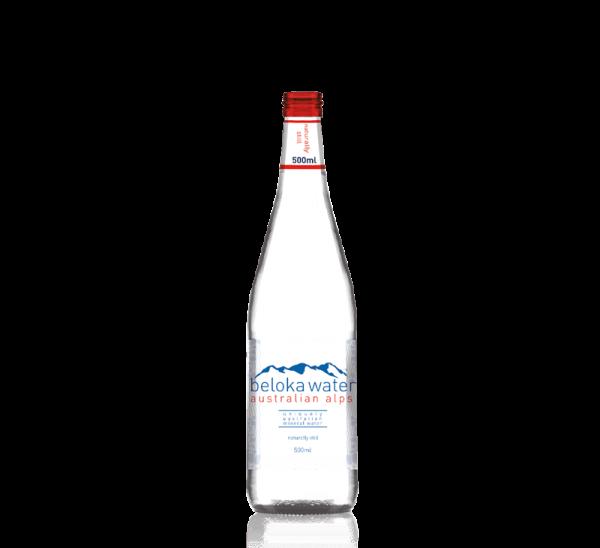 beloka water mineral still 500 ml