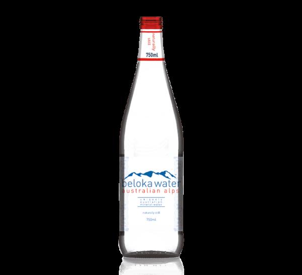 beloka water mineral still 750 ml