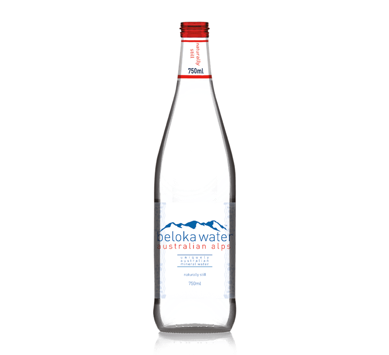 beloka water mineral still 750 ml