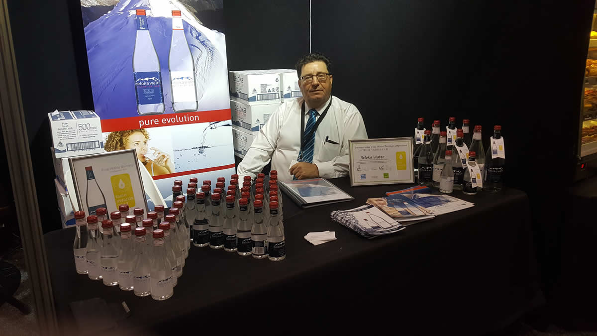 beloka water at tag trade fair 7 may 2018 melbourne convention centre