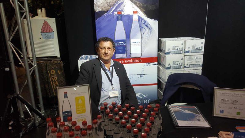 beloka water at tag trade fair 7 may 2018 melbourne convention centre