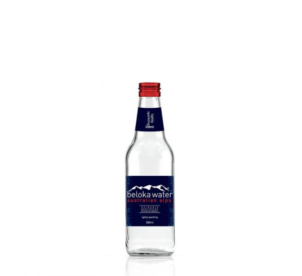 beloka water mineral sparkling 330 ml