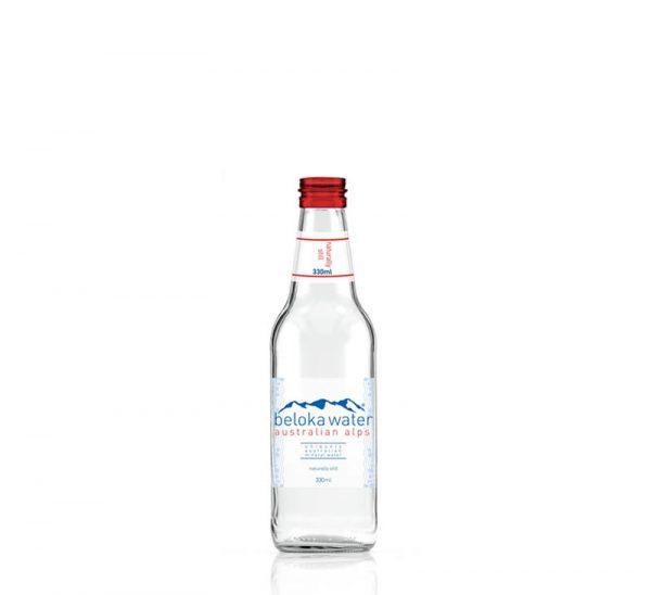 beloka water mineral still 330 ml