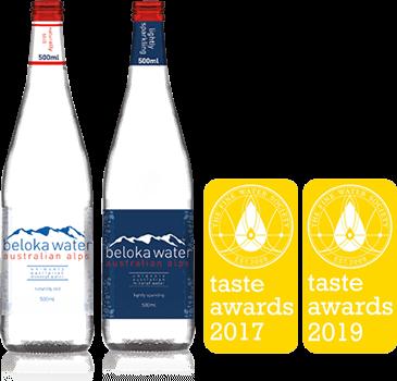 beloka water mineral water awards 2017 2019
