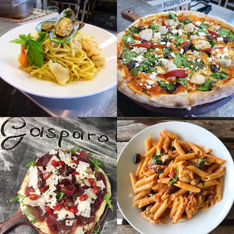 gasparo trattoria traditional italian food